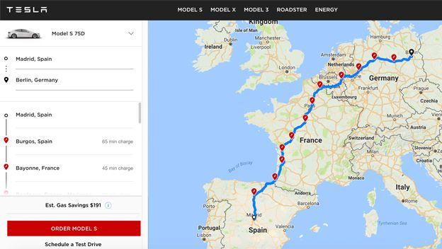 tesla-planificador-rutas-online