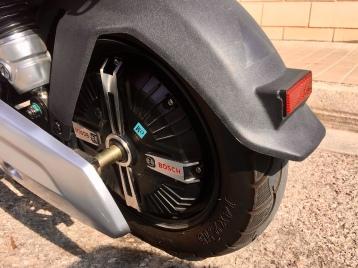 NEXT NX1: Motor