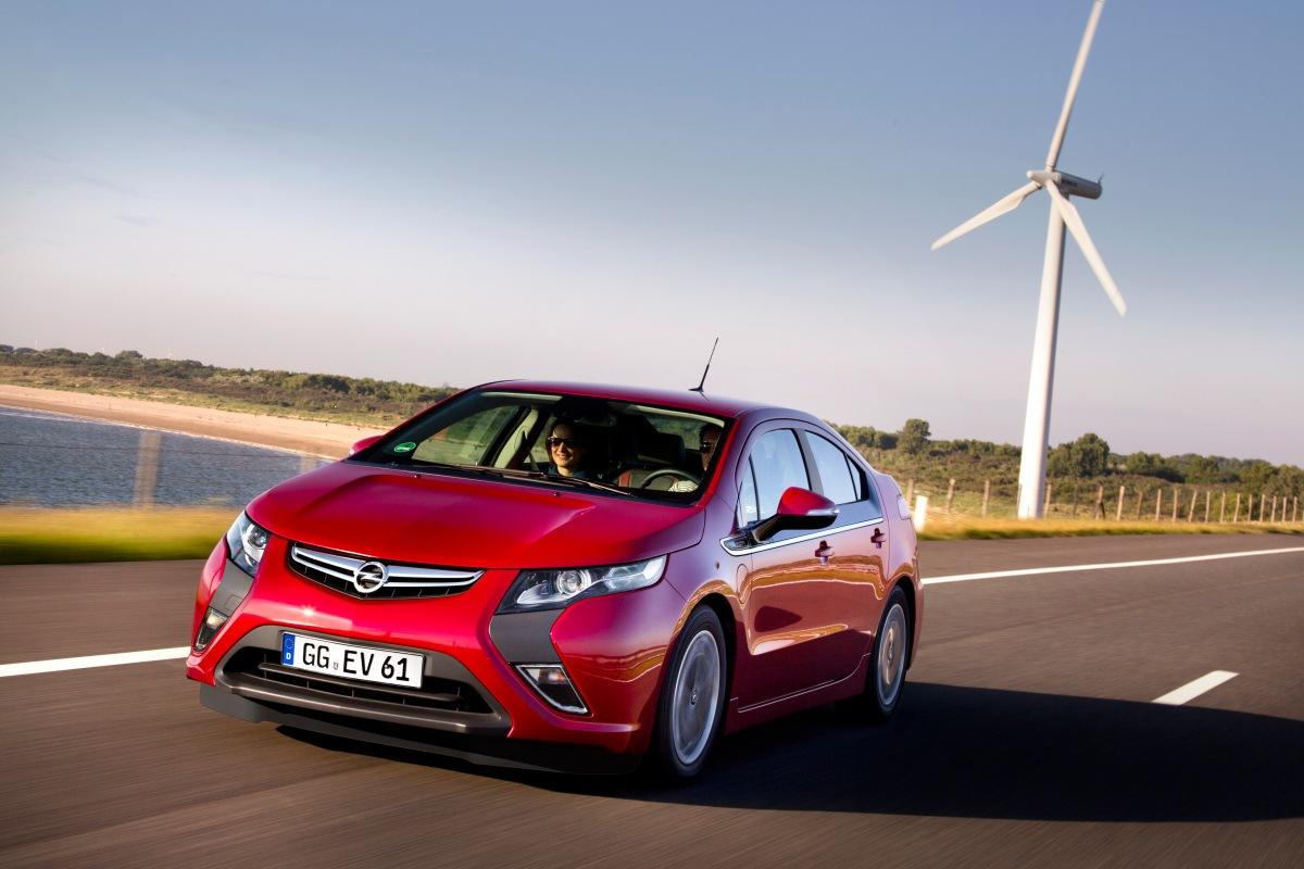 Opel Ampera, ¿La mejor opción hibrida enchufable hoy en día?