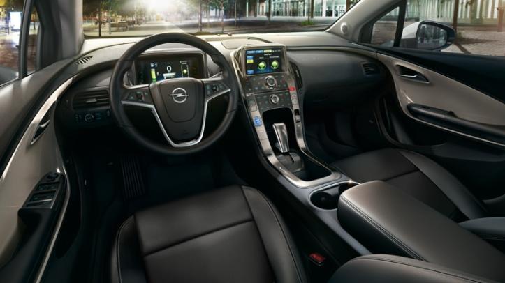 Opel Ampera Interior
